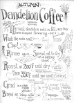 5. Dandelion Coffee