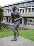 5. Terry Fox memorial