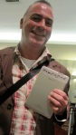 015. Jeff Herrity, my first signed KIndle