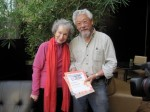 015. With David Suzuki