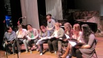06. singers rehearse