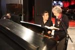 06. Strombo & Margaret rehearse