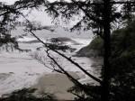 View from Wickaninnish Balcony