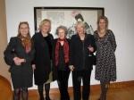 Elizabeth, Astrid, Margaret, Reingard, Suzanne