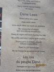 Dene laws