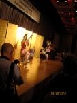 Dancers, final party, Tokyo