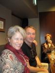 Randi & John, cast party