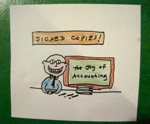 10. Signed copies