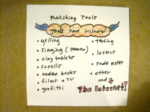 4. Publishing Tools