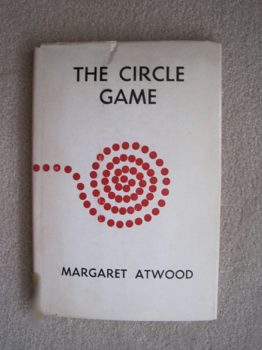 8aaa. Circle Game, 1966; Letraset and legal dots