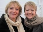 5. Lennie Goodings & Sarah Waters