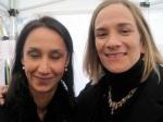 8. Monica Ali & Tracey Chevalier