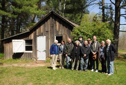5. Group Photo at Leopold Shack